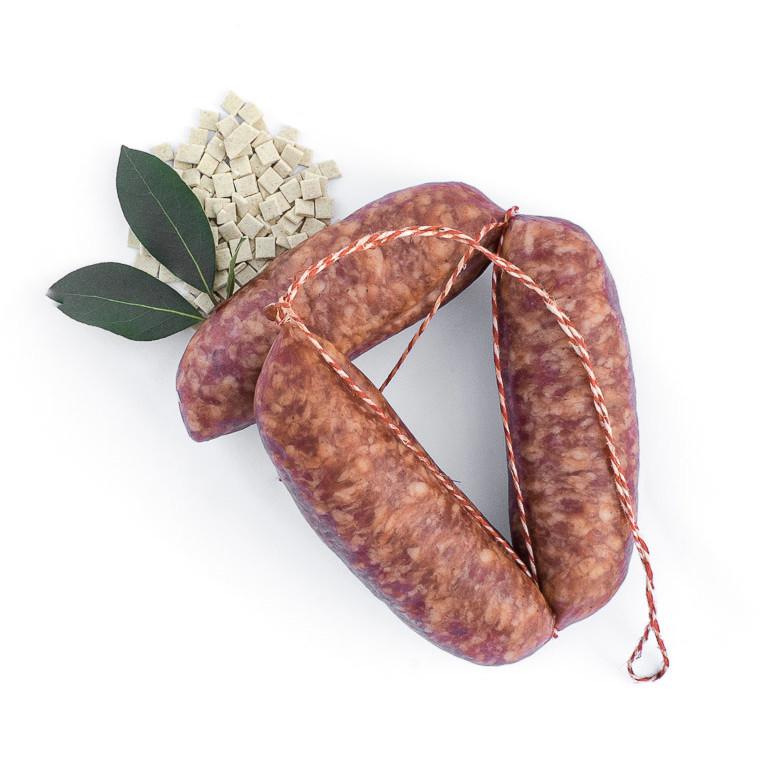Diot de savoie fumé. Maison Alpin. Vente en direct de la salaison familiale. Charcuterie artisanale, saucisson, saucisse, diot, jambon, de Haute-Savoie & viande de qualité supérieure en ligne.