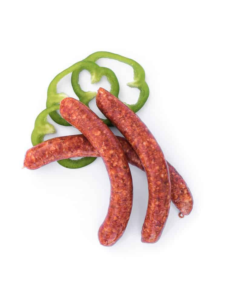 L'orientale, merguez. Maison Alpin. Vente en direct de la salaison familiale. Charcuterie artisanale, saucisson, saucisse, diot, jambon, de Haute-Savoie & viande de qualité supérieure en ligne.